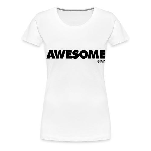 Awesome T-shirt - Women's Premium T-Shirt