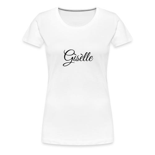 Giselle official - Women's Premium T-Shirt
