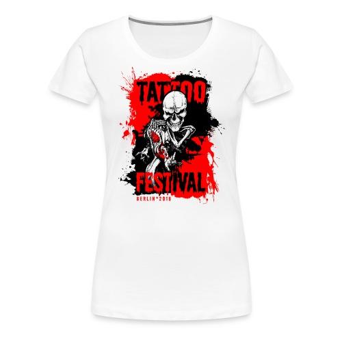 Tattoo Festival Berlin 2018 - Spezial - Frauen Premium T-Shirt