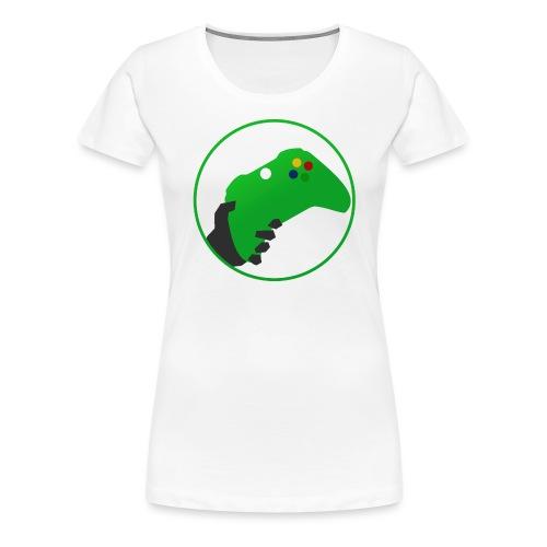 LazerzZ-Logo - Women's Premium T-Shirt