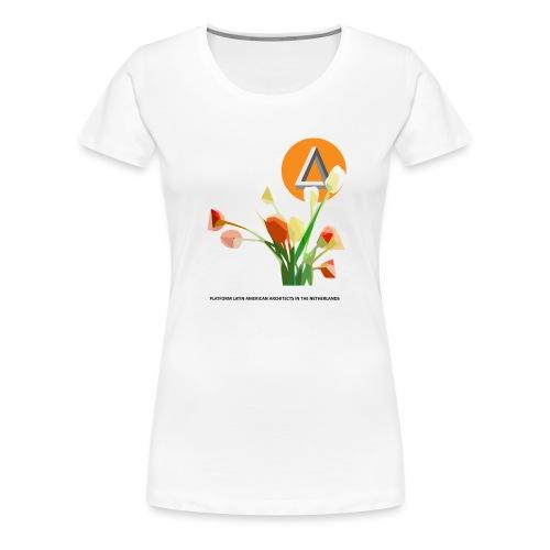 tulipan png - Vrouwen Premium T-shirt