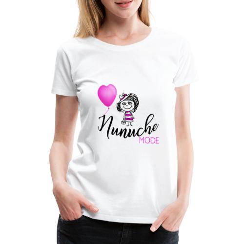 logo nunuchev2 - T-shirt Premium Femme