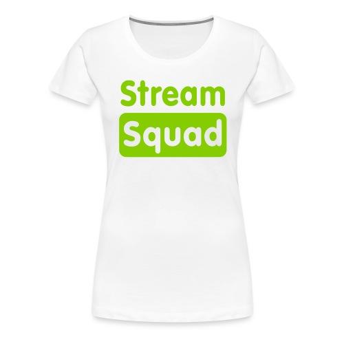 Stream Squad - Women's Premium T-Shirt