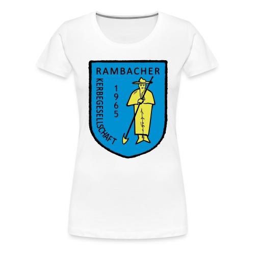 Logo-Kerb-neu - Frauen Premium T-Shirt