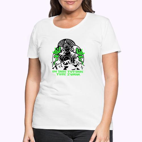 White Tara - Vrouwen Premium T-shirt