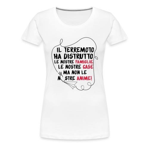 Anima - Maglietta Premium da donna