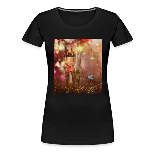 herbst Sinfonie - Frauen Premium T-Shirt