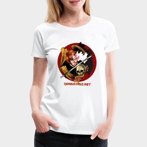 Geneworld - Ichigo - T-shirt Premium Femme