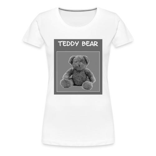 Official T-shirt Teddy Bear - T-shirt Premium Femme