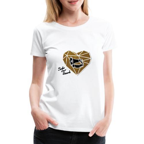 SOS 2020 - Frauen Premium T-Shirt