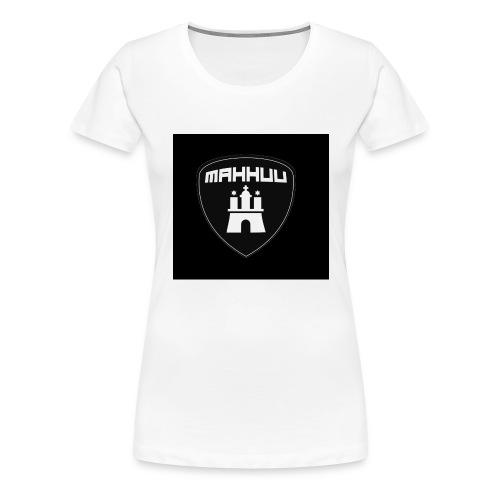 Neue Bitmap jpg - Frauen Premium T-Shirt