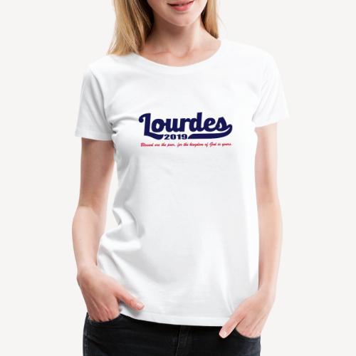 lourdes2019 - Women's Premium T-Shirt