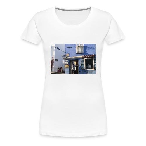 Pochette Single Senorita new png - T-shirt Premium Femme
