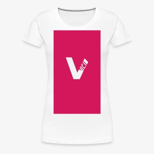 Vicio - Red - Frauen Premium T-Shirt