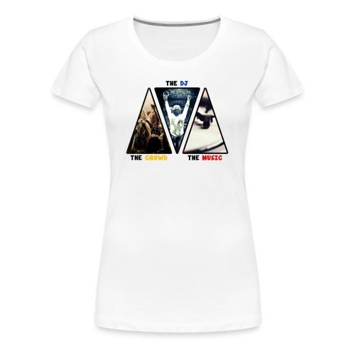 The 3 Elements - Women's Premium T-Shirt
