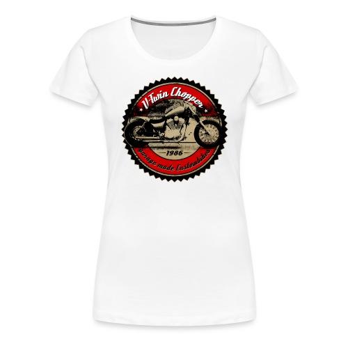 CHROMELESS V2 CHOPPER VOL 1 - Frauen Premium T-Shirt