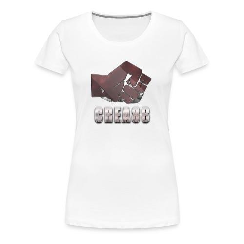 logopng v3 - Vrouwen Premium T-shirt