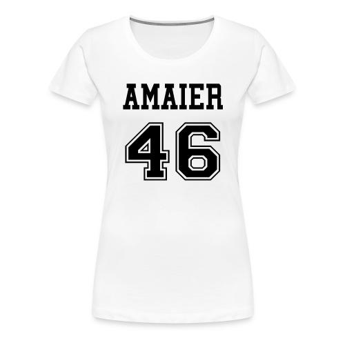 TEAM DEL 46 - Camiseta premium mujer