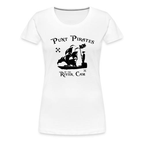 Punt Pirates - Women's Premium T-Shirt