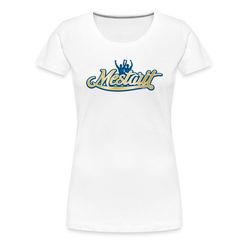 Mestareiden Fanituotteet - Naisten premium t-paita