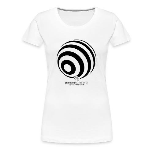 Bernhard Schirnhofer Hypnose Nr. 9 - Frauen Premium T-Shirt