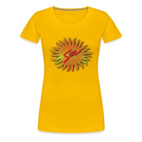 sunnewlogo - Women's Premium T-Shirt