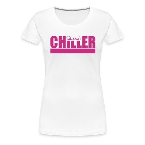 Pat Leut Chiller BEL - Frauen Premium T-Shirt