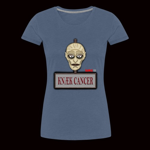 Knæk Cancer Kollektion ! - Dame premium T-shirt