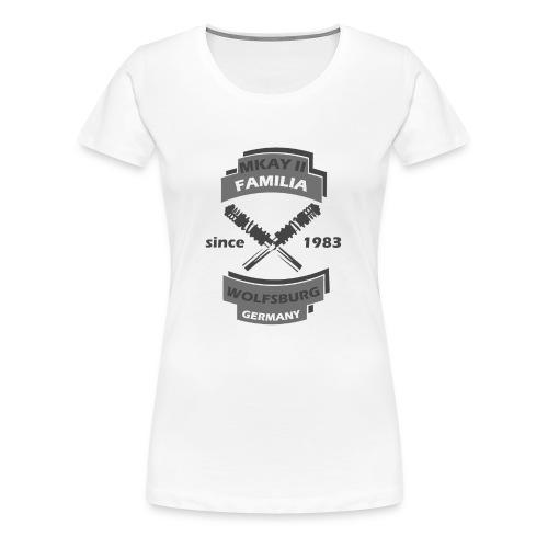 mk2outlaws1 - Frauen Premium T-Shirt