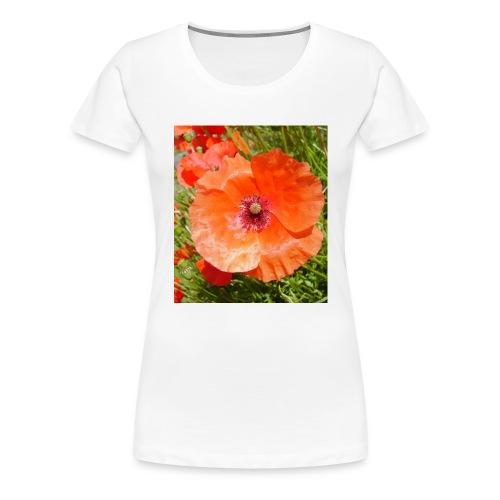 Coquelicot - T-shirt Premium Femme