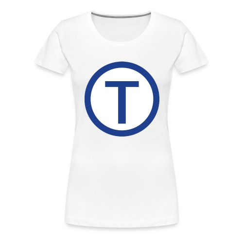 techwiz logo - Women's Premium T-Shirt