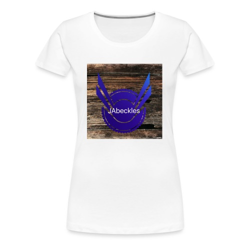 JAbeckles - Women's Premium T-Shirt