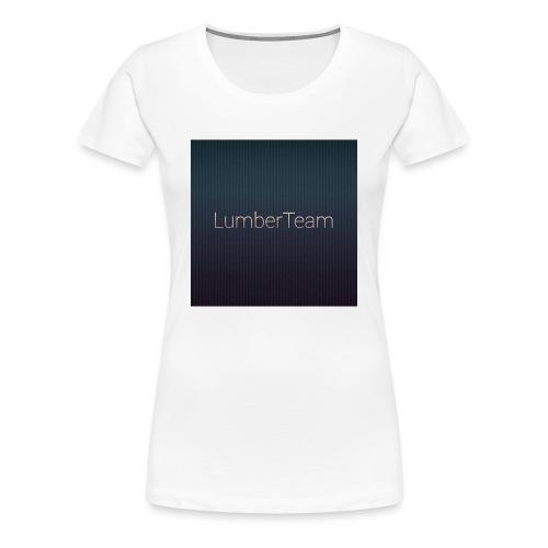 CZAPKA Z DASZKIEM - Koszulka damska Premium