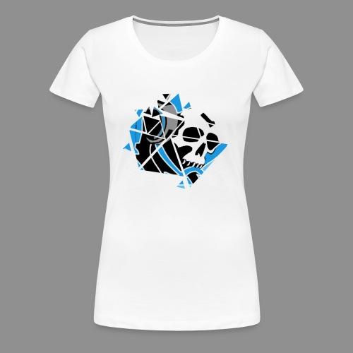 Official Logo Of The Hooded Gamer - Women's Premium T-Shirt