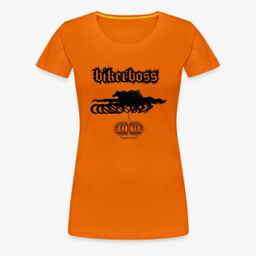 horsebiker - T-shirt Premium Femme