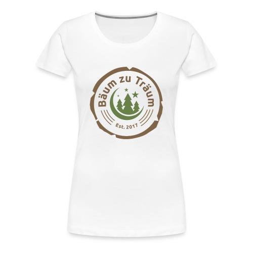 Bäum zu Träum - Frauen Premium T-Shirt