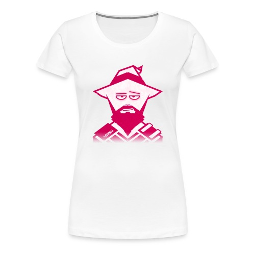 uzalu the Wizard - Women's Premium T-Shirt