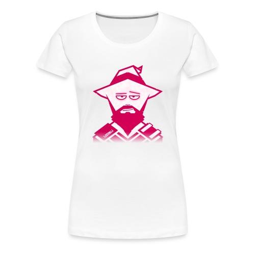 uzalu the Wizard - Women's Premium T-Shirt