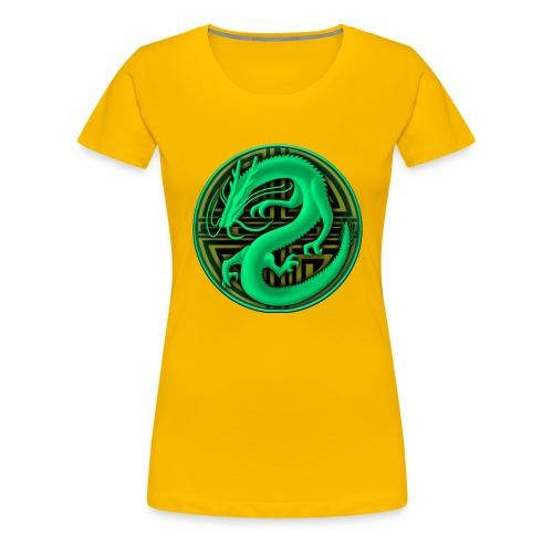 logo mic03 the gamer - Maglietta Premium da donna