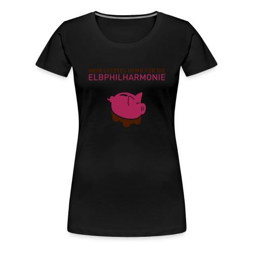 T-Shirt ElbSau - Frauen Premium T-Shirt