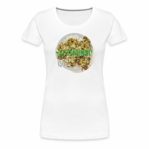 kiffenunso 1312 ! - Frauen Premium T-Shirt