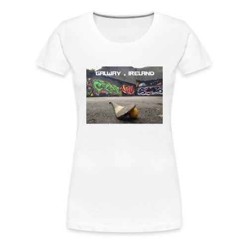 GALWAY IRELAND BARNA - Women's Premium T-Shirt