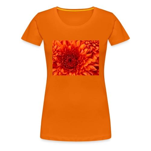 Chrysanthemum - Maglietta Premium da donna