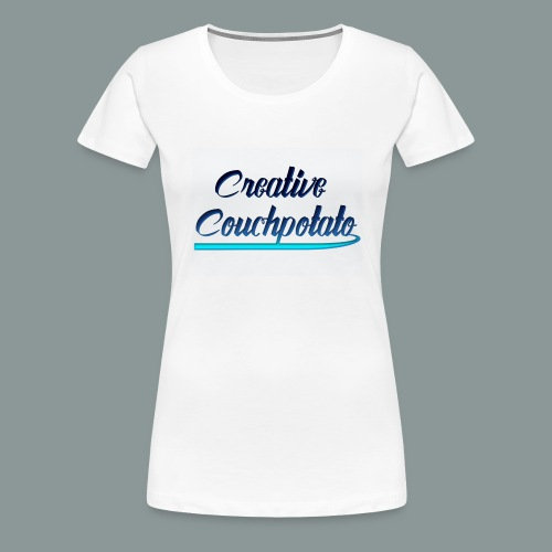 Couchpotato - Frauen Premium T-Shirt