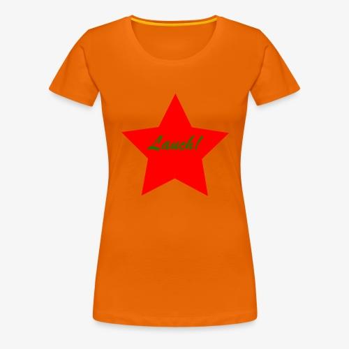 Lauch - Frauen Premium T-Shirt