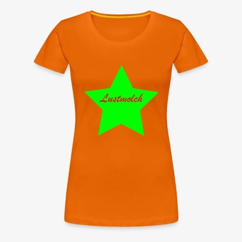 Lustmolch - Frauen Premium T-Shirt