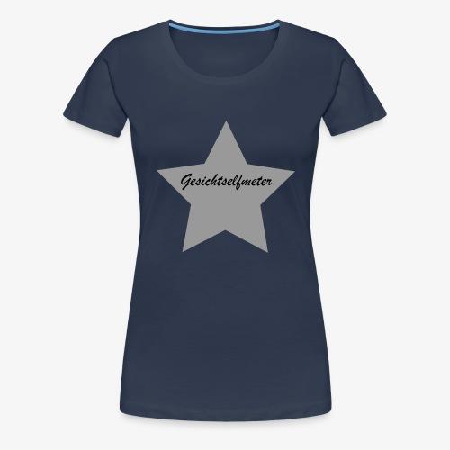 Gesichtselfmeter - Frauen Premium T-Shirt