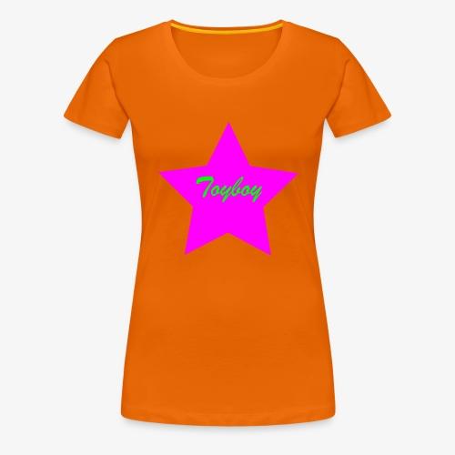 Toyboy - Frauen Premium T-Shirt