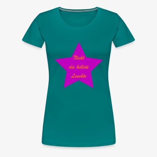 Leuchte - Frauen Premium T-Shirt