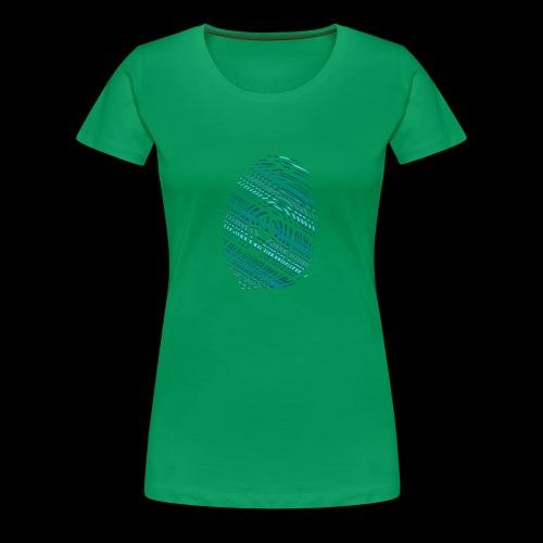digital geek - T-shirt Premium Femme